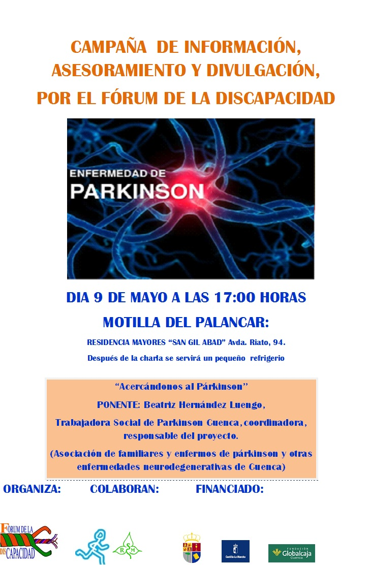 CARTEL PÁRKINSON